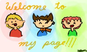 Welcome to my page! by TLK-SIMBA-SANDSLASH