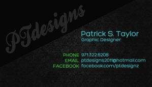 Business Card by PTdesigns