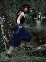 The Kunoichi and the Ghost by TLadyJessica
