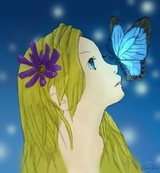 Request: Butterfly by Wildmiguel