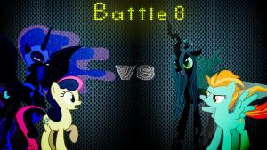 Pony Kombat 3 Round 1, Battle 8 by Macgrubor