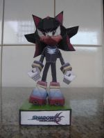 Shadow Papercraft by augustelos