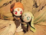 My cute Meloetta plushies by crazytacotwili