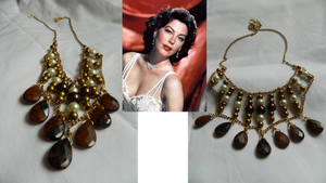 Ever the Beauty: Ava Gardner by DOC-Ash1391