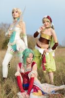 Final Fantasy VI - Terra Branford by Chibiko-Chibi