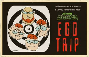 Dexter's Lab Ego Trip by Hartter