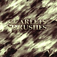 brushes by ScarletWolfe