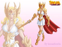 Saint She-ra by Innershade