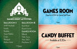 Game Night Signs by kenji2030