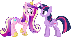 Cadence And Twilight by katsaysmeh