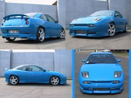 Fiat Coupe_Chd by waste84