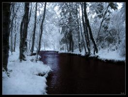 Blood river by zardo