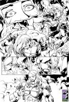 Rise of The Guardian - Female Muscle Inks by female-muscle-comics