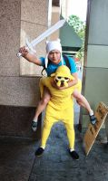 finn and jake. bff by ohjimmyboy