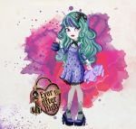 Ever After High style: Twyla by Airinreika