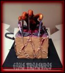 THE HORROR BOX CAKE by gertygetsgangster