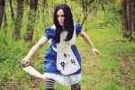 About time too, Alice by missKMC13