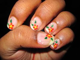 nail art by monica19rasna