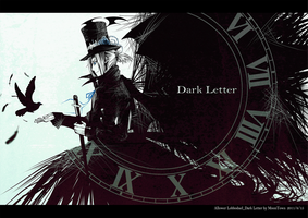 Dark Letter by moontown0125
