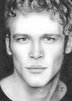 Joseph Morgan by Nikkilein