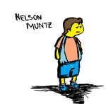 Nelson Muntz by NoNameMonsters