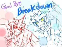 Goodbye, Breakdown.... by rlawldms5645