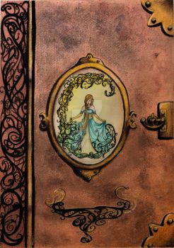 Cinderella - Once upon a time... by MelaZofrea