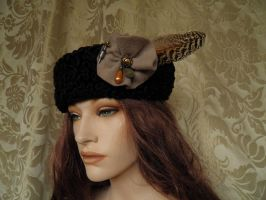 Steampunk hat PCSH2 by JanuaryGuest
