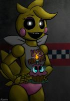 Toy Chica by Rosallis
