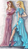 Fashion Illustration 13 by love-anya