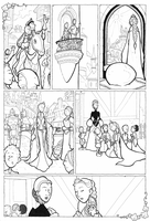 Amber and the Egg Page 4 by BevisMusson
