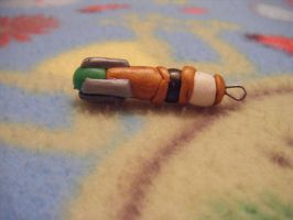 11th doctor's Sonic screwdriver by minecraftfox
