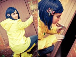 Coraline by irisraydiant