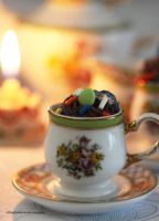 A Wimsical Tea Party for A Birthday Girl by theresahelmer