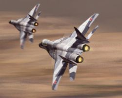 MiG-29 Fulcrum by Ace29