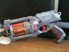 Borderlands Gun by kikimaru21355