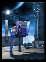 Long Distance Calls by Fredy3D
