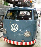 big brother of the beetle by Attila-G