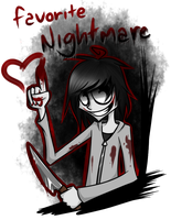 Favorite Nightmare by EkoGlitch