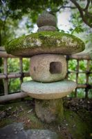 Stone Lantern by Quit007