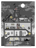 Grandpa's House by Fragile-yet-CunNINg