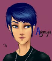 Agniya by Dinoralp