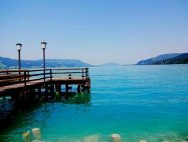 Attersee by panlum