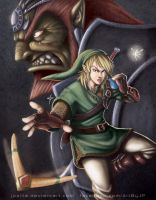 Ocarina of Time by jpzilla