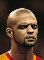 Felipe Melo by muraterol