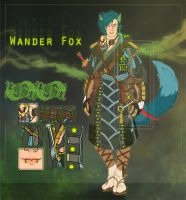 Wander Fox [Auction: CLOSED] by LuckySquid