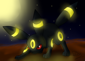 197. Umbreon by aWWEsomeSoph