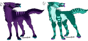 Crazy Canine Adopts - CLOSED by A-to-Z-Adopts