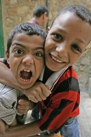 Kids of Palestin - II by invisiblewl