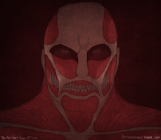 The Colossal Titan by Wowza-Wowzers